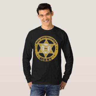BAIL ENFORCEMENT AGENT Long Sleeve T-shirt