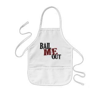 Bail Me Out Apron