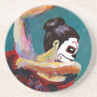 Bailan de los Muertos Coasters
