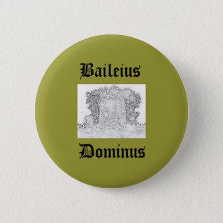 baileius dominus 2 inch round button