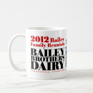 Bailey Brothers Dairy Mug No. 2