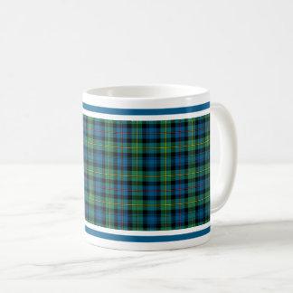 Bailey Clan Tartan Coffee Mug