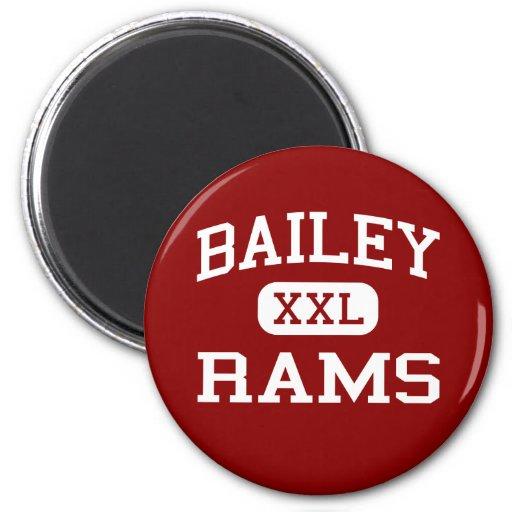 Bailey - Rams - Junior - Arlington Texas Refrigerator Magnets