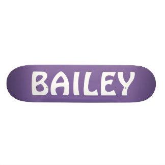 BAILEY SKATEBOARD DECK