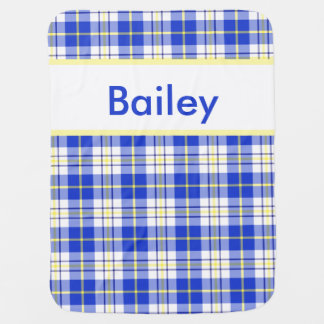Bailey's Personalized Blanket