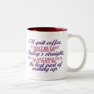 Baileys Two-Tone Coffee Mug