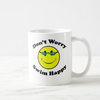 Bain heureux tasses à café