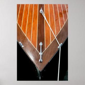 Bainbridge Island Wooden Boat Festival Poster