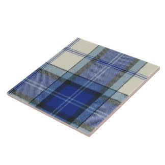Baird Dress Blue Tartan Plaid Tile