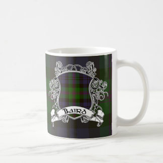 Baird Tartan Shield Coffee Mug