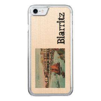 BAIRRITZ - Casino postcard Carved iPhone 8/7 Case