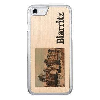 BAIRRITZ - Cathedrale Les Basses Pyrénées Carved iPhone 8/7 Case