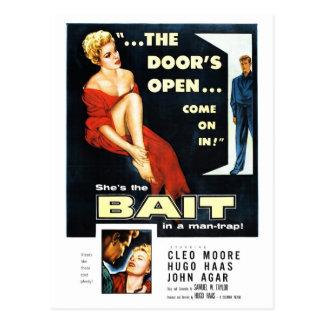 Bait (1954) Postcard