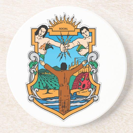 Baja California, Mexico flag Coaster