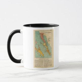 Baja California, Mexico Mug