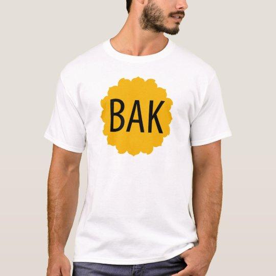 BAK - Biking Across Kansas T-Shirt