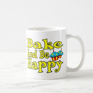 Bake And Be Happy Coffee Mug
