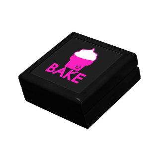 Bake - Cupcake Design Gift Box