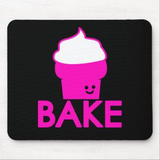 Bake - Cupcake Design Mouse Pad