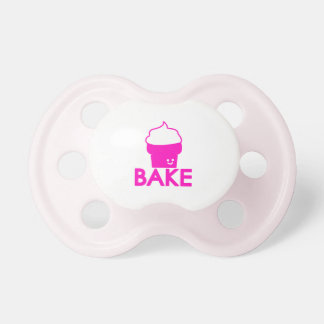 Bake - Cupcake Design Pacifier