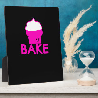 Bake - Cupcake Design Plaque