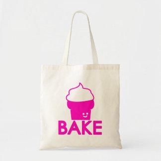 Bake - Cupcake Design Tote Bag