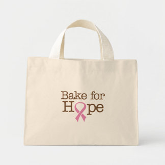 Bake for Hope bag