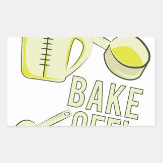 Bake Off Sticker