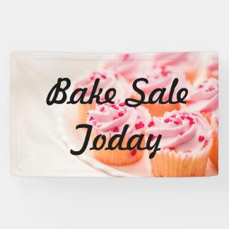 Bake Sale Fundraiser Banner