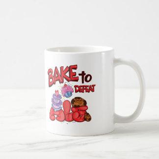 Bake to Defeat Mug 0 'Love