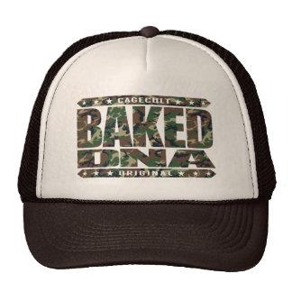 BAKED DNA - Green Plant Engineered Super Genetics Trucker Hat