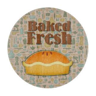 Baked Fresh Pie Cutting Board