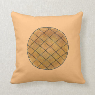 Baked Peanut Butter Cookie Cookies Foodie Pillow