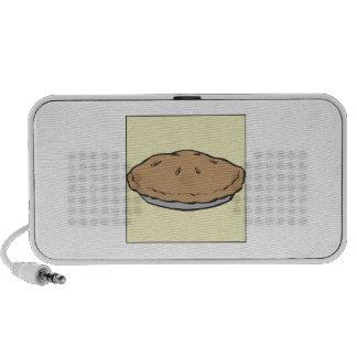 Baked Pie Laptop Speaker
