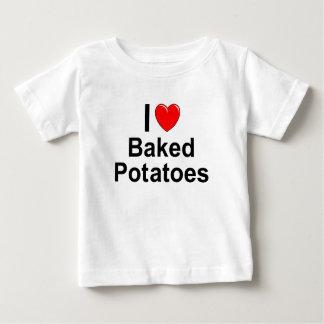 Baked Potatoes Baby T-Shirt
