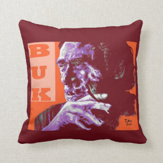 BAKED THROW PILLOW