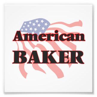Baker américain photographes