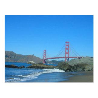 Baker Beach Postcard
