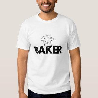 Baker (boulangerie) t shirts