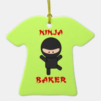 Baker de Ninja Décoration Pour Sapin De Noël