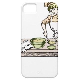 Baker iPhone 5 Case