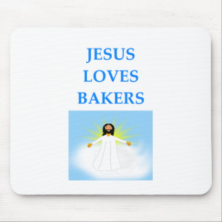 BAKER MOUSE PAD
