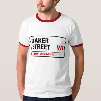 Baker Street Sign T-Shirt