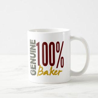 Baker véritable mug