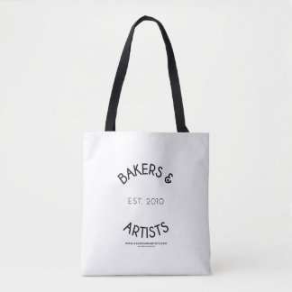 Bakers & Artists Tote Bag