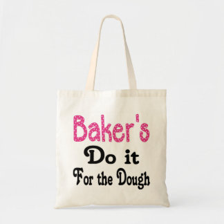 Baker's Dough Bag