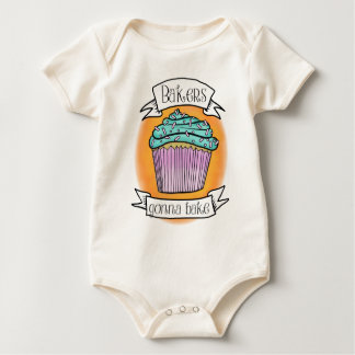 bakers gonna bake baby bodysuit
