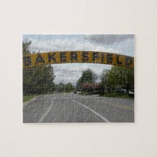 Bakersfield CA Puzzle