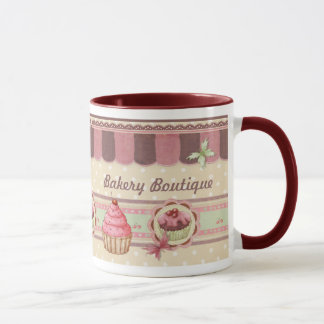 Bakery Boutique Patisserie Mug