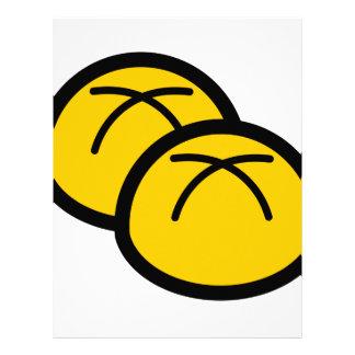Bakery Buns Letterhead